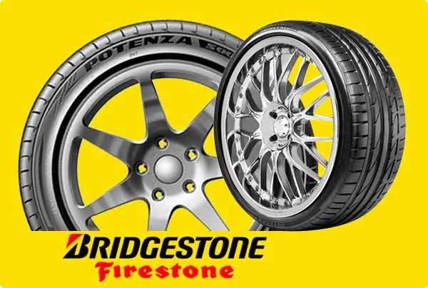 Pneu firestone bridgestone