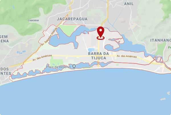 Carioca Pneus no Barra