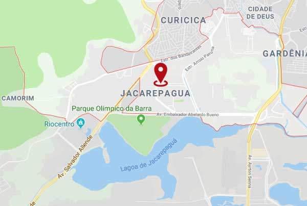 Carioca Pneus no Jacarepaguá